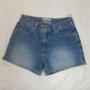 3/$15 Limited Too Denim Blue Jean Shorts 14